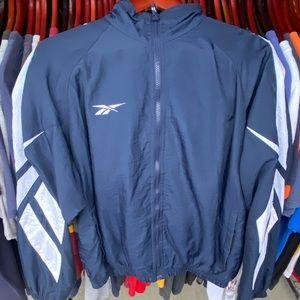 Vintage reebok jacket small
